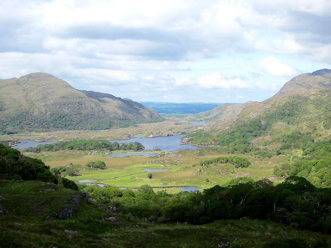Cork To Ring Of Kerry